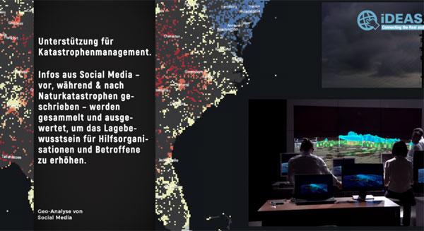 Geo-Analyse von sozialen Medien