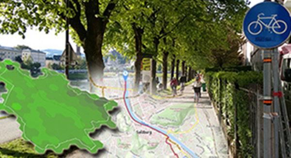 Radwegesicherheit mit Geoinformation
