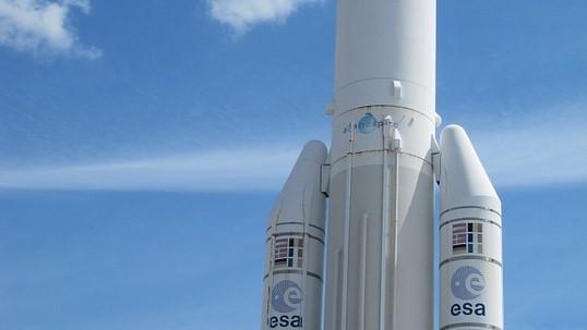 Ariane 5 Rakete